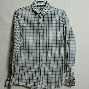 Express Small 14-14.5 Extra Slim fit Shirt